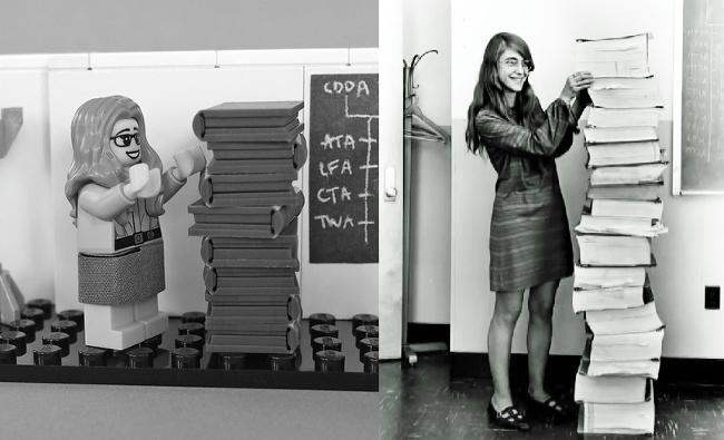 Margaret Hamilton' science in schools