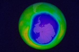 Healing ozone