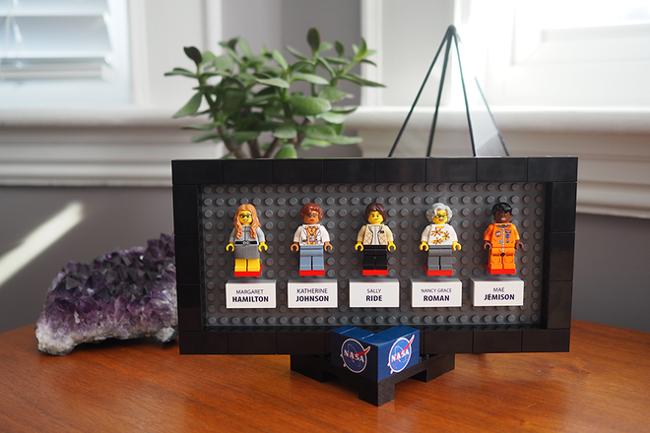 NASA Women in Science Lego science in schools