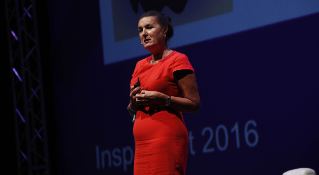 Dr Maureen Gaffney, Inspirefest 2016