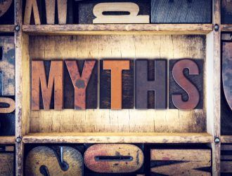 30 myths we still believe, but really shouldn't (infographic)