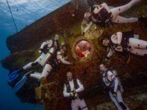 Irish aquanaut and NEEMO team sequence DNA underwater in major first