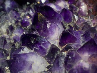 'Accidental' purple bronze find hints at warmer superconductivity