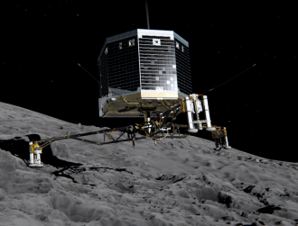 Rosetta cuts all ties with Philae, though they may meet one last time