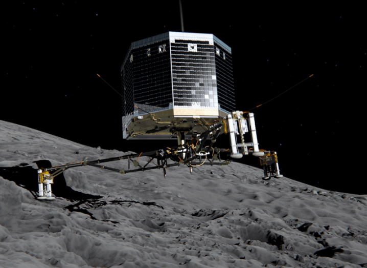 Goodbye Philae: Earth severs link with silent comet probe