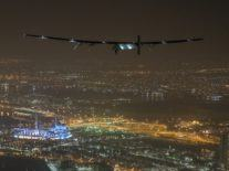 Solar Impulse 2 completes electric round-the-world trip