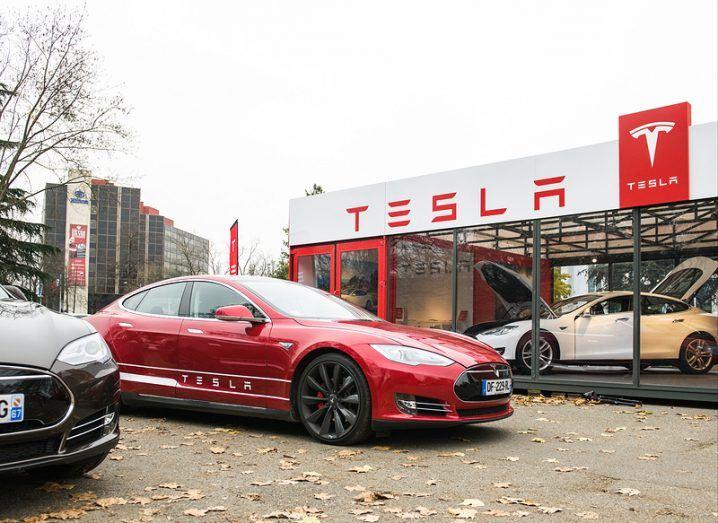 Tesla_shutterstock