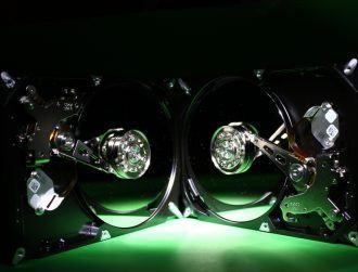 Dutch scientists build world's tiniest hard disk