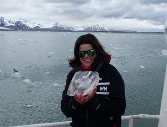 DCU researcher senses marine change in extreme conditions