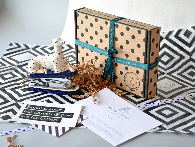 Not-Another-Bill luxury subscription box