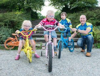 The benevolence of luck: The story behind the Tour de Munster charity cycle