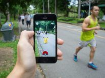 What if doctors prescribed a dose of Pokémon Go and a Fitbit?