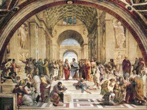 Maths: Raphael's School of Athens