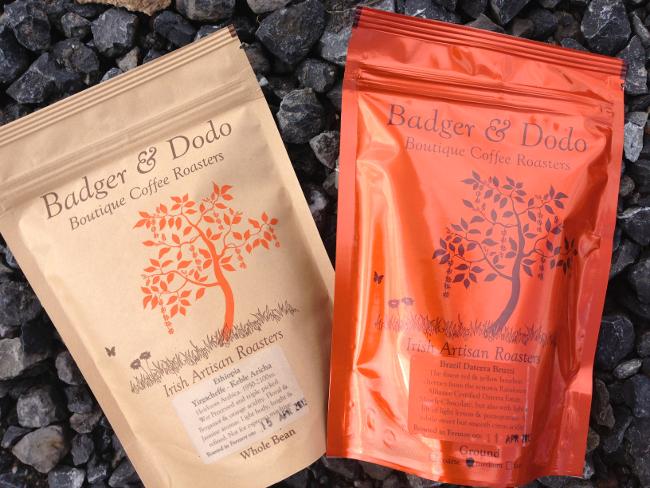 Badger & Dodo coffee subscription box