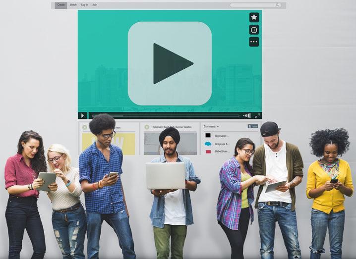 Video-sharing online