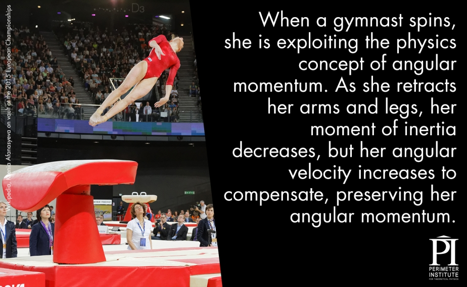 03Gymnast Physics of Olympics: How do they do that?