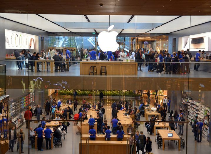 Apple reports it is making progress on diversity with more female hires