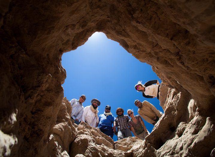 Alien life Atacama Desert