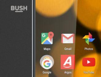 Argos releases €300 Bush 'premium smartphone'