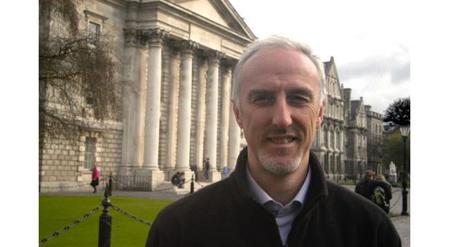 Prof Daniel Bradely, Trinity College Dublin