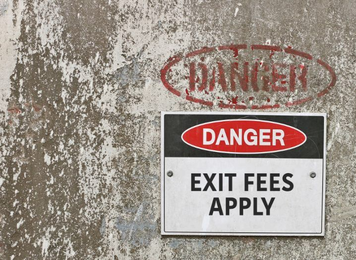 Exit fees