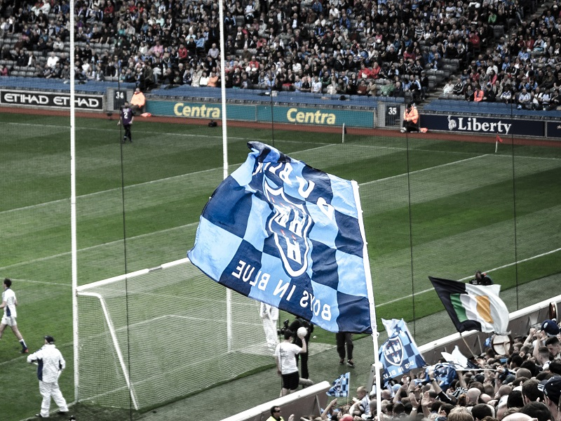 New 360 VR footage shows life as a Dublin fan on Hill 16