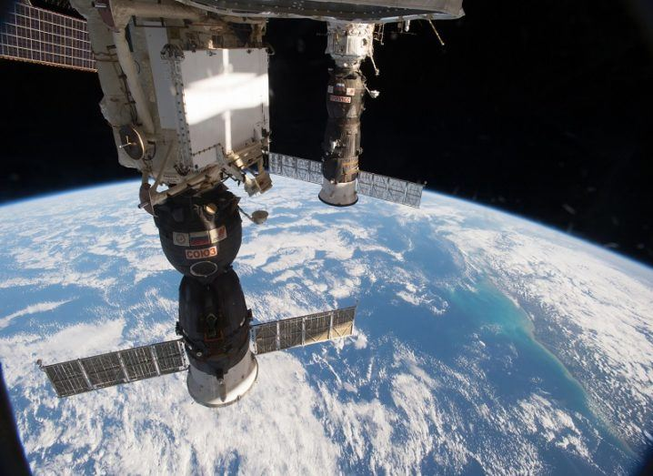 ISS Soyuz