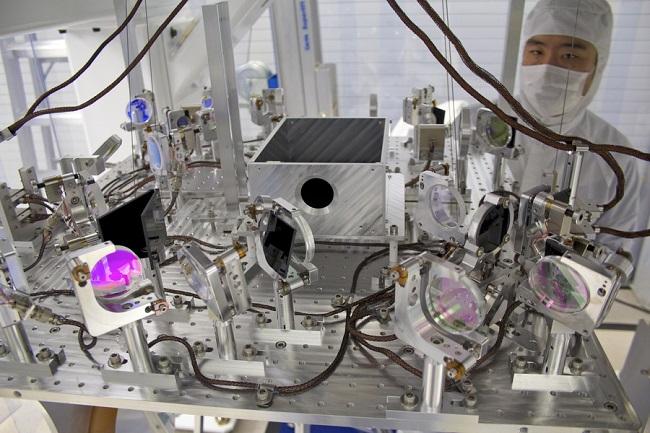 LIGO instrument