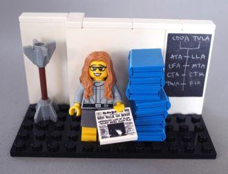 Women of NASA Lego gets set for review as it reaches 10,000 supporters