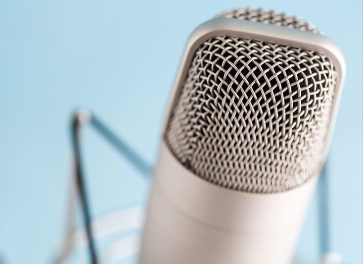 Get your podcast heard microphone