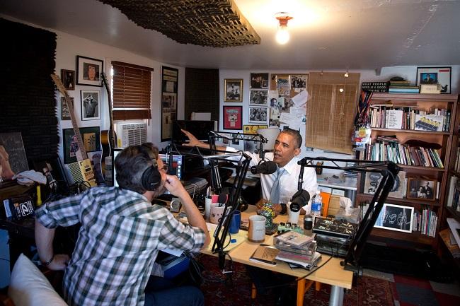 WTF Podcast Obama