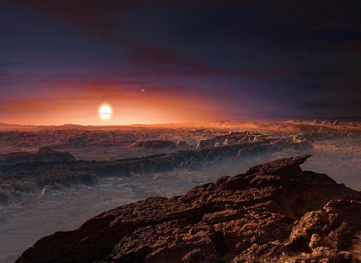 Alpha Centauri Proxima b