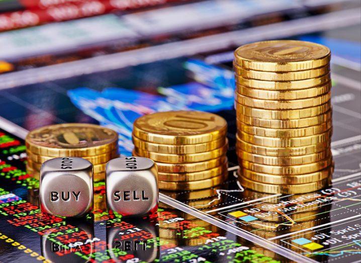 Rubicoin stock market
