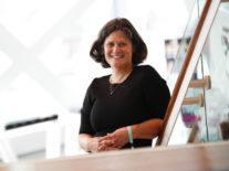 Sharon Vosmek to investors: 'Be instinctive, invest in women'