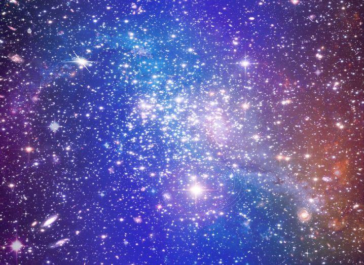 Space Week stars