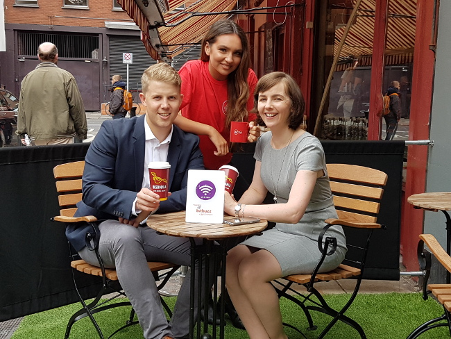 Virgin opens up 900 Bitbuzz Wi-Fi hotspots for free to mobile users