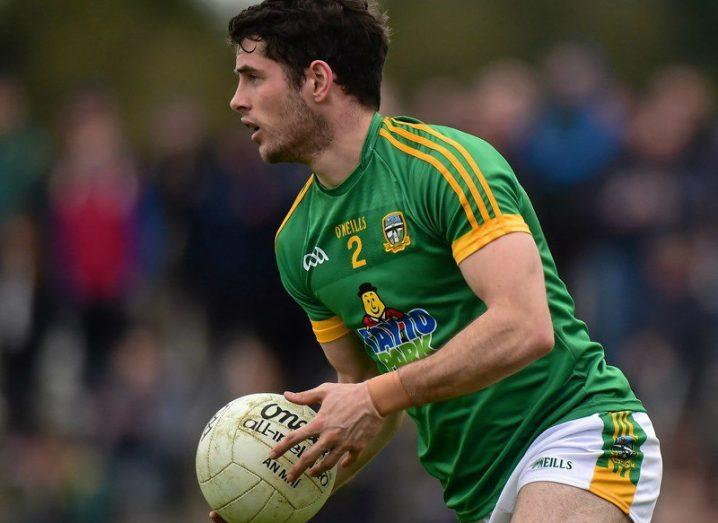 Donal Keogan, Meath GAA (Copyright Sportsfile)