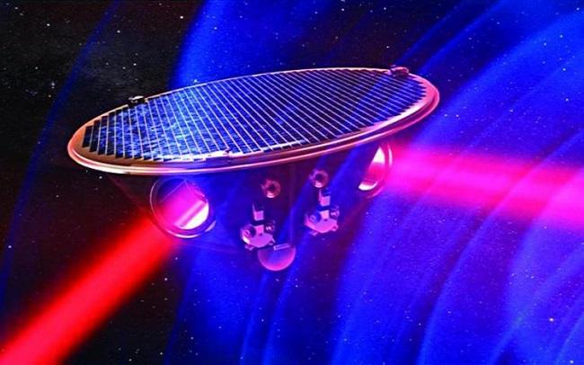 eLISA satellite