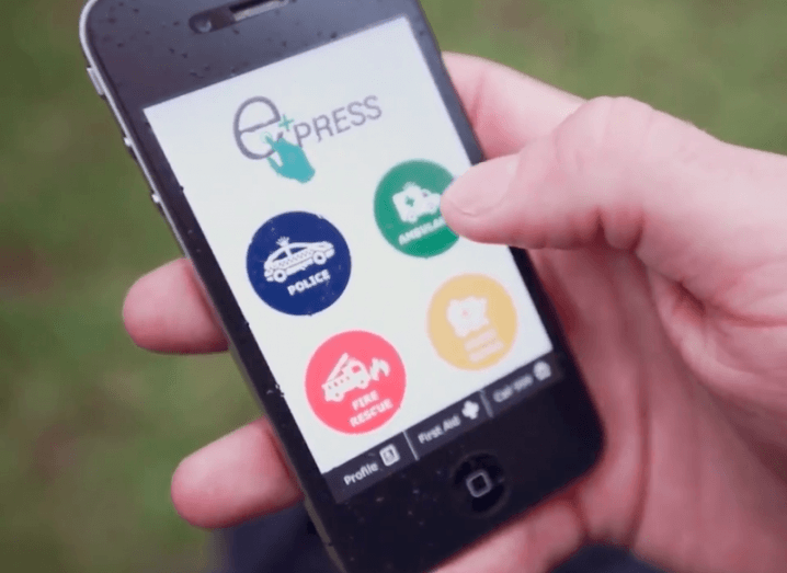 E-Press: an inclusive 999 app