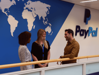 PayPal releases 'encouraging' details of global demographics, with gains for women