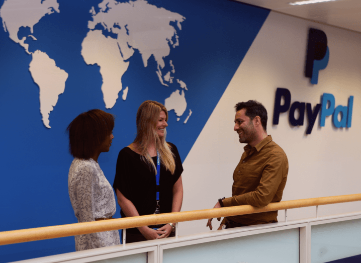 PayPal Ireland employees