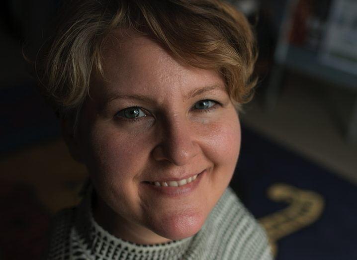 Kat Becker, UCC, archaeology