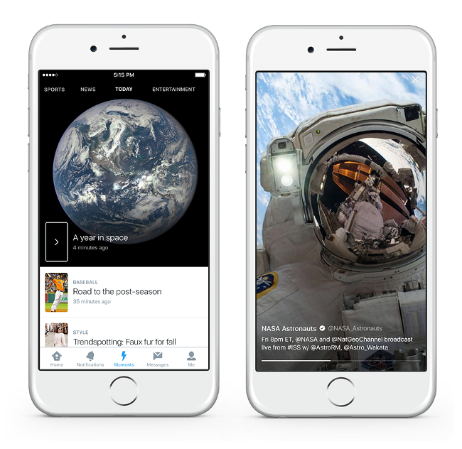 Twitter is ramping up Moments rival to Instagram and Snapchat Stories