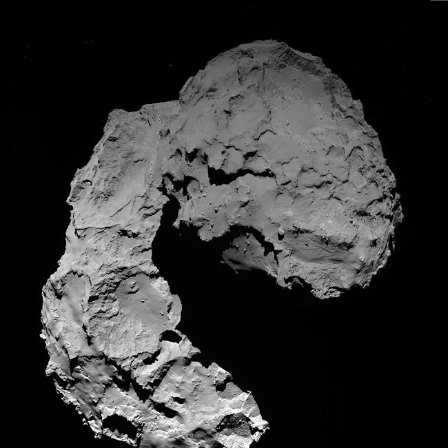 29 September Rosetta