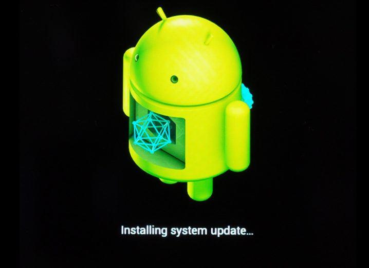Android: Andromeda Google