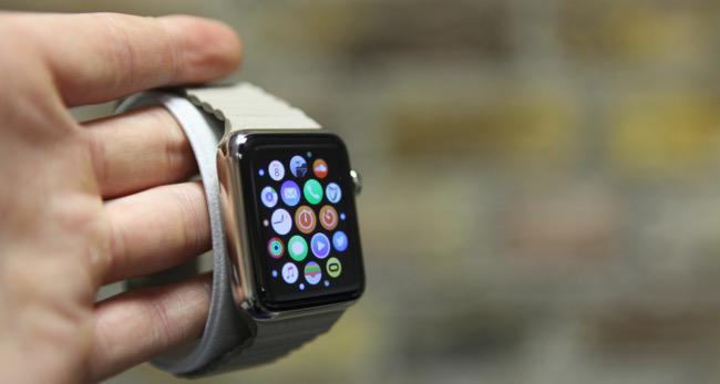Apple Watch. Image: Connor McKenna