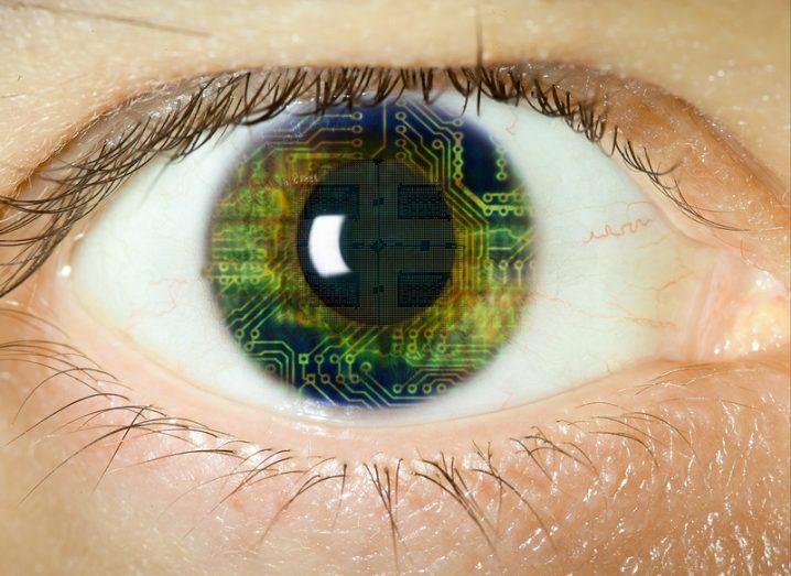 Bionic human: eye