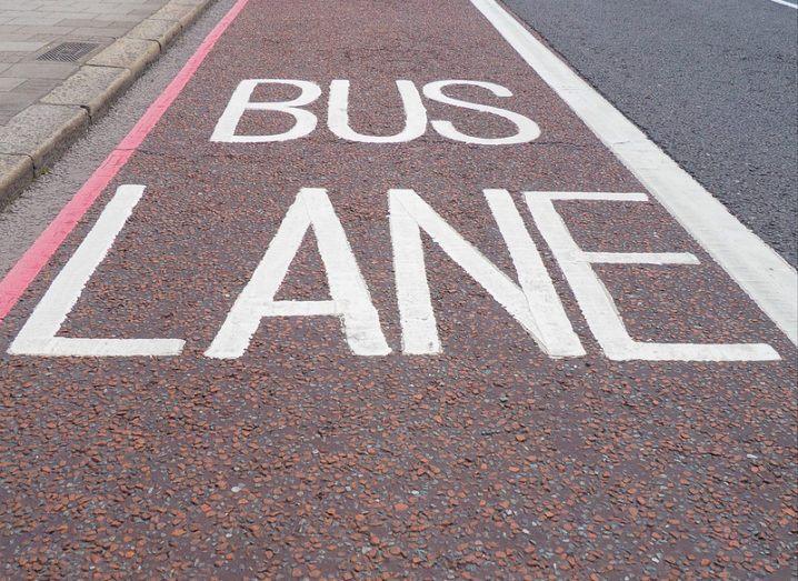 EVs bus lane