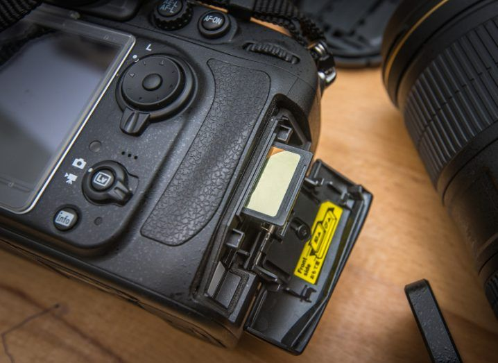 SanDisk 1TB SD card