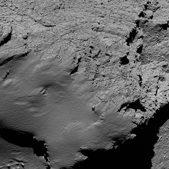 Comet at 8.9km